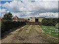 TL9796 : Flybarn Farm by Hugh Venables