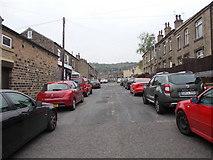 SE1115 : Mount Street - Manchester Road by Betty Longbottom