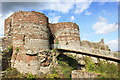 SJ5359 : Bridge and Gateway to Beeston Castle by Jeff Buck