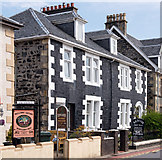 NM8530 : Arbour Guest House & Victoria Villa, Dunollie Road, Oban - May 2016 by The Carlisle Kid