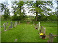 SP2071 : Footpath through the tombstones by Anthony Vosper