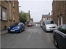 SE1115 : Francis Street - New Street by Betty Longbottom