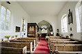 TA0705 : Interior, St Nicholas' church, Searby cum Owmby by Julian P Guffogg