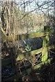 ST7058 : How the bridleway ends, Peasedown St John by Derek Harper
