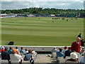 NZ2850 : The Riverside Cricket Ground in Chester-le-Street, 2003 by Road Engineer