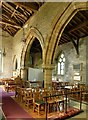 SK8900 : Church of St Andrew, Glaston by Alan Murray-Rust