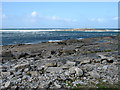 R0597 : Crab Island from Doolin harbour by David Purchase