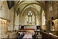 TA1807 : Chancel, St Edmund's church, Riby by Julian P Guffogg
