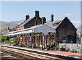 NN1527 : Dalmally railway station - May 2016 (2) by The Carlisle Kid
