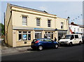 ST3049 : Barclays Bank, Burnham-on-Sea by Jaggery