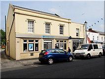 ST3049 : Barclays Bank, Burnham-on-Sea by Jaggery