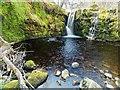 NJ2548 : The Linn Waterfall by valenta