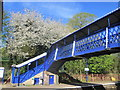 SP8901 : Spring blossoms at Great Missenden station by Peter S