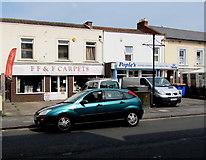 ST3049 : FF & F Carpets, Burnham-on-Sea by Jaggery