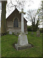 TM1852 : Swilland War Memorial at St.Mary's Church by Adrian Cable