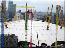 TQ3980 : The O2 by Oast House Archive