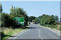TF2136 : Westbopund A52 near to Donington by David Dixon