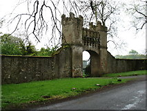 S9632 : Gateway to Mackmine Castle by David Purchase