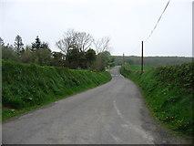 T0531 : Minor road to Castlebridge by David Purchase
