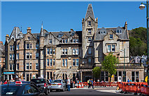 NM8529 : Caledonian Hotel, Oban - May 2016 (2) by The Carlisle Kid
