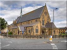 SJ3199 : The Church of St Nicholas, Blundellsands by David Dixon