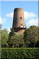 SP7420 : Quainton Windmill by Chris Allen