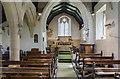 TF0780 : Interior, All Saints' church, Snelland by Julian P Guffogg