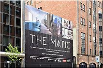 "J3474 : ""The Matic"", Belfast (May 2016) by Albert Bridge"