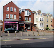 ST3049 : Inked Images in Burnham-on-Sea by Jaggery