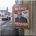 J6269 : Assembly Election Poster, Ballywalter by Rossographer