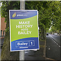 J3572 : Assembly Election Poster, Belfast by Rossographer