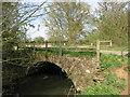 SP3000 : Bridge over the Radcot Cut by Des Blenkinsopp