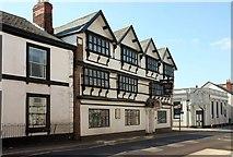 ST0207 : Manor House Hotel, Cullompton by Derek Harper
