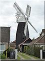 TL6071 : Soham, Downfield Mill by Chris Allen
