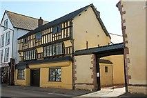 ST0207 : Listed building, Cullompton by Derek Harper