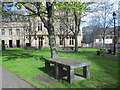 NZ2463 : The churchyard of the Church of St. John the Baptist, Grainger Street, NE1 by Mike Quinn