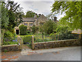 SD8639 : Park Hill Farmhouse by David Dixon