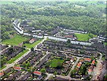NS4362 : Housing estate, Johnstone by M J Richardson