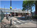 TQ3982 : Manor Road, West Ham by Des Blenkinsopp