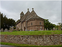 SO4430 : Kilpeck church, Herefordshire by Jeff Gogarty