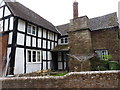 SO4430 : House opposite Kilpeck church, Herefordshire by Jeff Gogarty