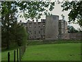 NY6819 : Appleby Castle: defensive tower by Stephen Craven