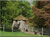 NY6820 : Appleby Castle: the beehouse by Stephen Craven