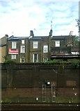 TQ2878 : Ambiguous EU referendum sign, outside Victoria station by Christopher Hilton