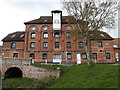 TM0855 : Hawks Mill, Needham Market by Adrian Cable