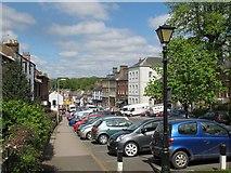 NY6820 : Boroughgate, Appleby by Stephen Craven