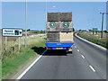 TF3231 : Speed Camera Warning on Washway Road by David Dixon