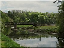 NY6820 : Holme Street bridge, Appleby by Stephen Craven