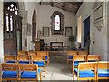 NY6820 : St Lawrence, Appleby: south chapel by Stephen Craven