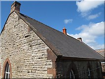 NY6820 : Westmorland slate roof by Stephen Craven